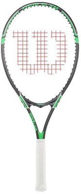 Wilson Tour Slam 4 3/8 Strung Tennis Racquet