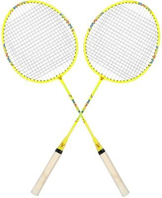Guru Magic-5 G4 Strung Badminton Racquet