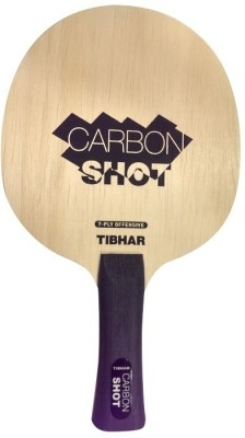 Tibhar Carbon Shot Table Tennis Paddle