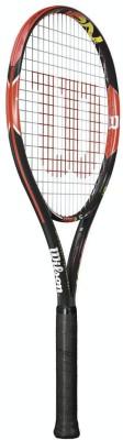 Wilson Burn 100ls 4.375 Unstrung Tennis Racquet