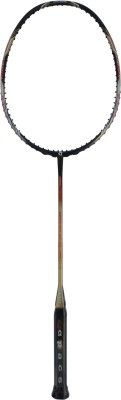 APACS Feather Weight 75 WITH Leather Cover G0 Unstrung Badminton Racquet