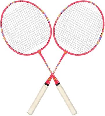 Guru Toy Magic-3 G4 Strung Badminton Racquet