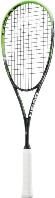 Head Graphene XT Xenon 120 Slimbody Squash Racquet G4 Strung(Green, White, Black, Weight - 120 g) at flipkart