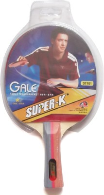 Super-K One Star Long Holder T.T G4 Unstrung Table Tennis Racquet