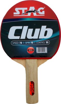 Stag Club Table Tennis Racquet(Weight - 73 g)