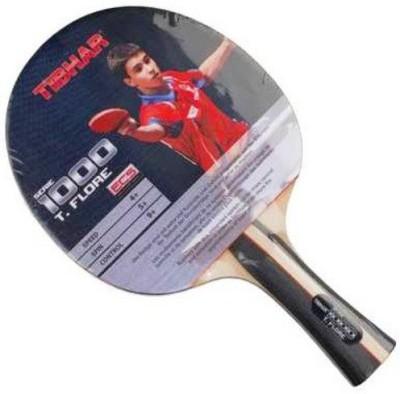 Tibhar T. Floor 1000 G4 Strung Table Tennis Racquet