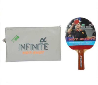 INFINITE HIGH QUALITY HOT SHOT Unstrung Table Tennis Racquet