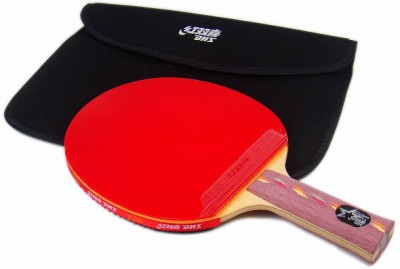 Double Happiness X5003C G4 Strung Table Tennis Paddle