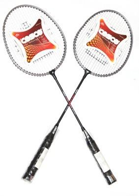 Cosco CB 150E ( PACK OF 2 ) G4 Strung Badminton Racquet