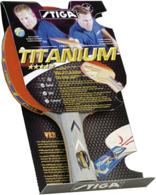 Stiga Titanium Table Tennis Racquet