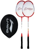 Li-Ning Smash Xp 709 g4 Strung (Multicol...