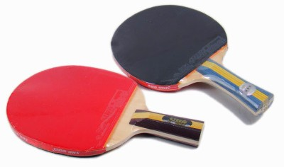 Double Happiness S-SF2 G4 Strung Table Tennis Paddle