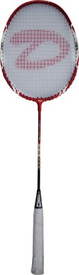 DSC Dx-22 Red/White G4 Strung Badminton Racquet