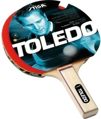 Stiga Toledo Table Tennis Racquet