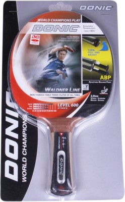 Donic Waldner 600 G1 Unstrung Table Tennis Racquet