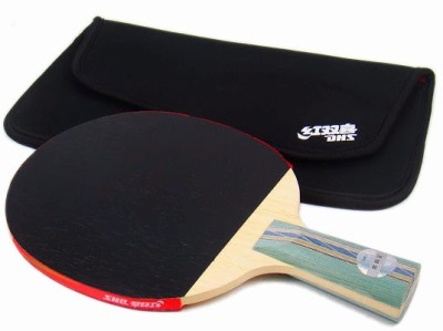 Double Happiness A5005 G4 Strung Table Tennis Paddle