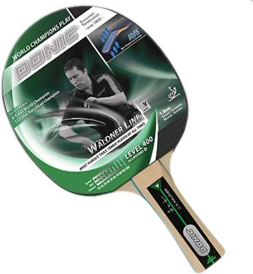 Donic Waldner 400 G1 Unstrung Table Tennis Racquet