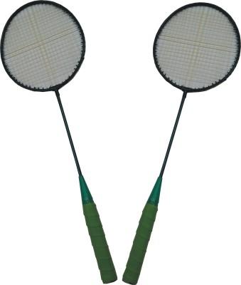 Jayam RANGIIIIILA (2 Racket) G4 Strung Badminton Racquet G4 Strung Badminton Racquet