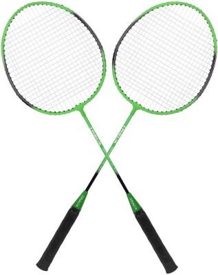 Guru Track-4 G4 Strung Badminton Racquet