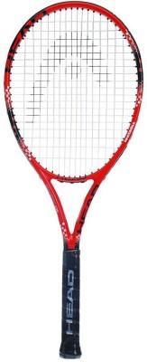 Head Mx Fire Pro 0-5 Strung Tennis Racquet