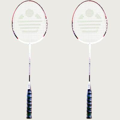 Cosco CB-300 pack of 2 G5 Strung Badminton Racquet