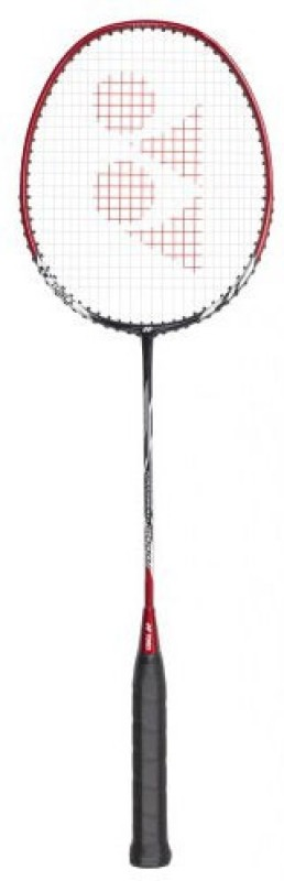 Yonex Nanoray 6000i G4 Strung(Black, Red, Weight - 90 g)