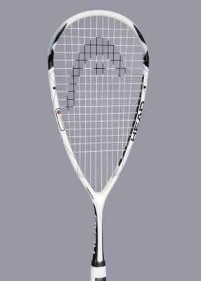 Head MicroGel 110 Speed Strung Squash Racquet