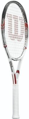 Wilson Nemesis 100 Full CVR Tennis Racket Sr 4 3/4 Inch Tennis Racquet