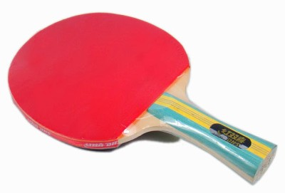 Double Happiness S-S202 G4 Strung Table Tennis Paddle