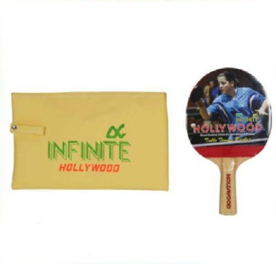 INFINITE HOLLYWOOD Unstrung Table Tennis Racquet