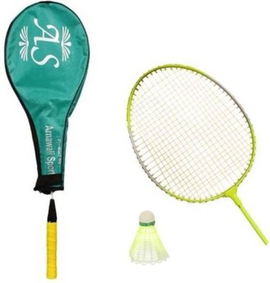 AS Wide Body G4 Strung Badminton Racquet