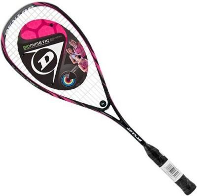 Dunlop Biomimetric Evolution 120 G4 Strung Squash Racquet