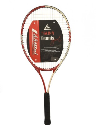 Dezire Red Taekwondo Racket