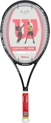 Wilson Blade 98S 18*6 TNS FRM3 Tennis Racket (Unstrung) 4 3/8 Inch Tennis Racquet