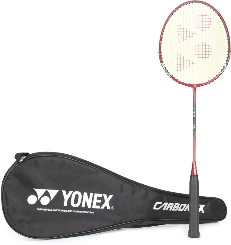 Yonex Carbonex 7000Ex G4 Strung(Multicolor, Weight - 90 g)