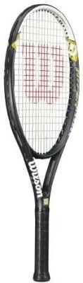 Wilson Hyper Hammer 5.3 Strung Tennis Racket G4 Strung(Multicolor, Weight - 274.9 g) at flipkart