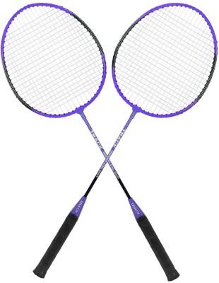 Guru Track-2 G4 Strung Badminton Racquet