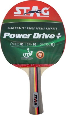 Stag Power Drive Table Tennis Racquet with Case