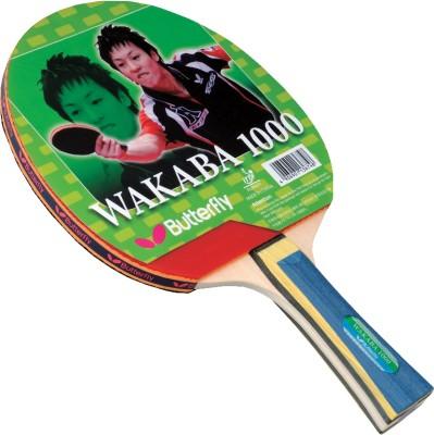 Butterfly Wakaba 1000 Table Tennis Racquet