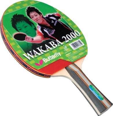 Butterfly Wakaba 2000 Table Tennis Racquet