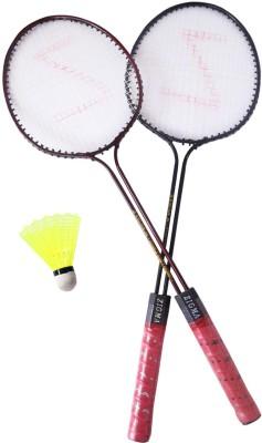 klapp klapp badmintion zigma 4 Strung Badminton Racquet