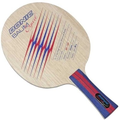 Donic Baum Spirit Table Tennis Paddle(Multicolor, Weight - NA)