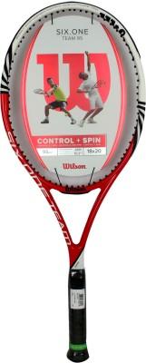 Wilson Six One Team 4.375 Unstrung Tennis Racquet