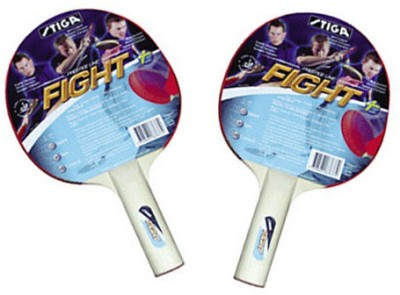 Stiga Fight Strung Table Tennis Racquet