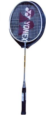 Yonex GR 3040 G3 Strung Badminton Racquet(Grey, Weight - 95 g)
