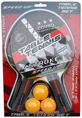 SPEED UP X-STROKE G2 Table Tennis Racquet