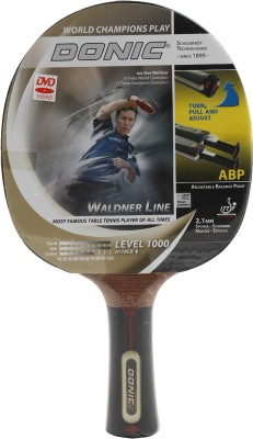 Donic Waldner 1000 Table Tennis Paddle