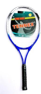 Tennex T-007 BLUE Strung Tennis Racquet