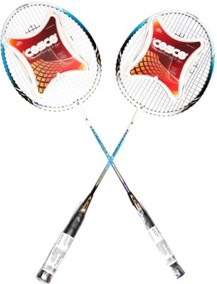 Cosco cb 90 (pack of 2) G4 Strung Badminton Racquet