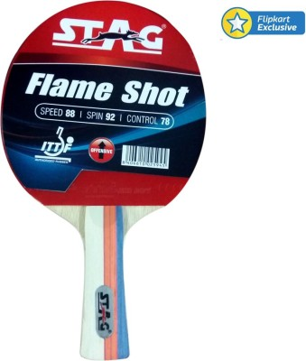 Stag Flame shot Table Tennis Racquet